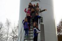 Bezoek Windpark Nijmegen-Betuwe